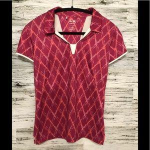 ADIDAS Climalite sports / Golf shirt size Small
